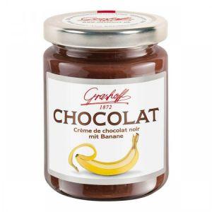 Шоколадный крем с бананом, 250 гр.