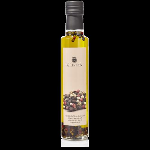 Оливковое масло с перцем, 250 мл.