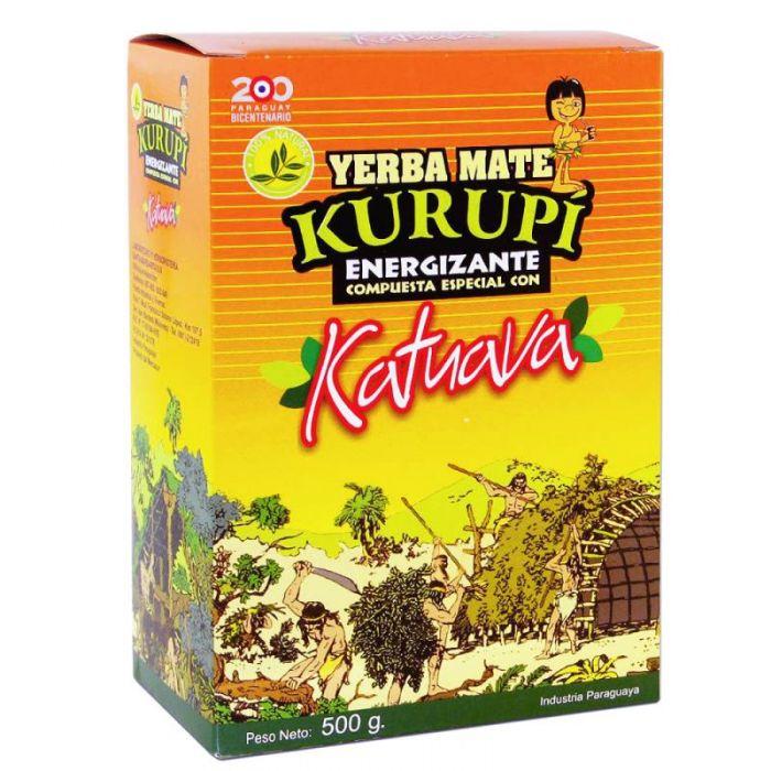 Kurupi Katuava, 500 гр.