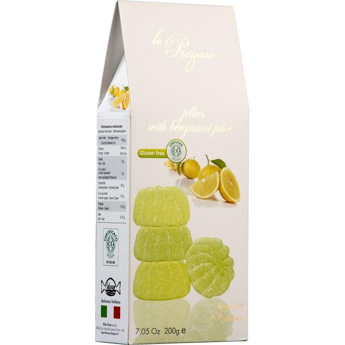 Мармелад с соком бергамота,      200 гр.