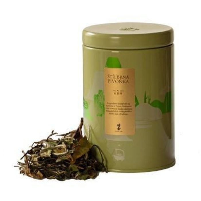 Bai Mu Dan, белый пион, белый чай, в подарочной упаковке, 75 гр.