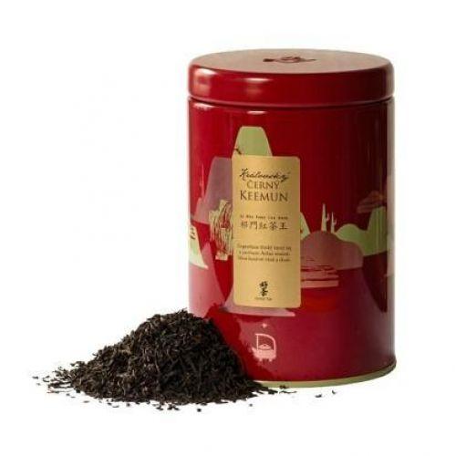 Королевский чёрный чай Кимун, в подарочной упаковке, 75 гр.